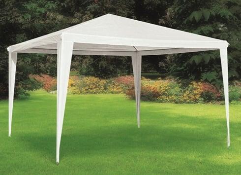 3x3 Gazebo Gölgelik Bahçe Çadır Polyester Tente | Clk Ticaret